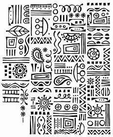 Indianische Muster Malvorlagen Auf Illust の画像検索結果 Doodle Ideen Afrikanische