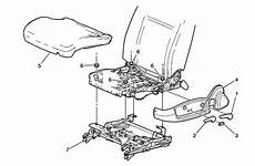 Repair Instructions Front Seat Adjuster Replacement