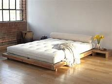 platform and metal bed frame two best minimalist bed