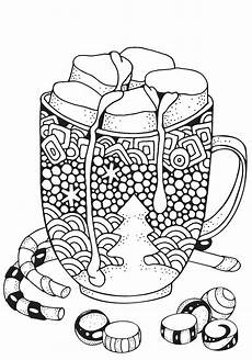 Weihnachts Malvorlagen Coloring Pages For Adults 16 Free