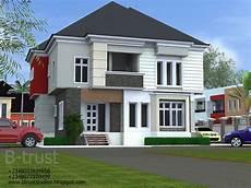 5 Bedroom Duplex Design Architectural Designs By B Trust Studios 5 Bedroom Duplex