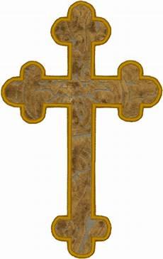 Cross Symbol Design Christian Crosses Set 1 Embroidery Design