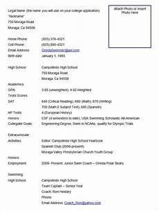 All Resume Format Free Download Sample Resume With Photo Attached Planner Template Free