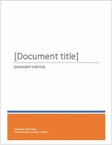 Academic Cover Page Template University Assignment Cover Page Templates Ms Word Cover