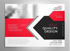 Free Business Flyer Design Creative Business Flyer In Red Black Design Download