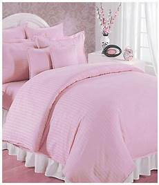 bombay dyeing single cotton pink stripes bed sheet buy