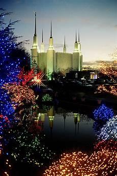 Washington Dc Christmas Lights 2017 Spectacular Christmas Light Displays At Lds Mormon Temples