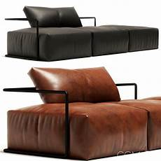 Sofa Style Daybed 3d Image by Martensen Daybed Sofa 3d Model For Vray