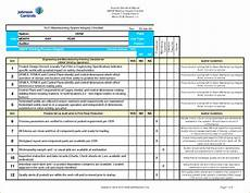 Excel Checklist Template 2013 6 Excel Checklist Templates Word Excel Templates