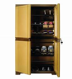 nilkamal freedom shoe cabinet and brown by