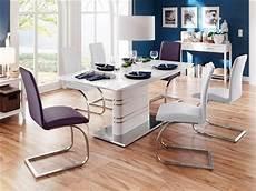 colori per sala da pranzo isola set di due sedie moderne eleganti in 5 colori per