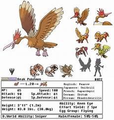 Pokemon Spearow Evolution Chart Pokemon Platinum Part 50 I Swear To God This Is