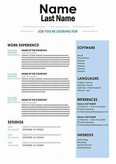 Cv In Word Format Cv Sample In Doc Format Download For Word Free Resume