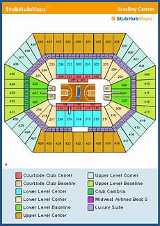 bmo harris bradley center milwaukee wi seating chart bmo harris bradley center seating chart pictures