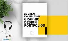 Csulb Graphic Design Portfolio 20 Great Examples Of Graphic Design Portfolios