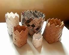 diy paper basket 183 how to make a paper bowl 183 papercraft