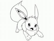 Malvorlagen Evoli Coloring Pages Eevee Evolutions Part 2 Free