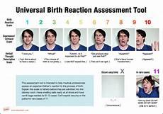 Universal Assessment Chart Fatherhood Birth Reaction Assessment Tool From Howtobeadad Com