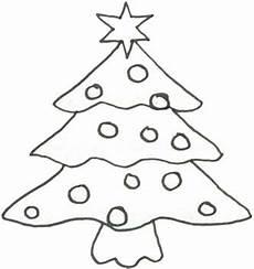 Malvorlage Weihnachtsbaum Einfach Tannenbaum Malvorlage Zum Ausdrucken Ausmalbilder