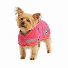 dogs coats masta fleece coat pink at burnhills