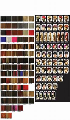 Smartstyle Hair Color Chart Hair Color Chart Hair Extensions Color Choise Wig