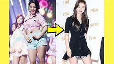 s jihyo weight loss before after