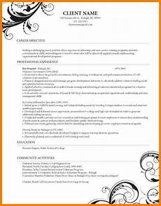 Cosmetologist Resumes 5 Cosmetology Resume Templates Free Professional Resume