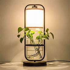 Plant Light Floor Lamp Plants Combine With Water Floor Lamp Chinese Style