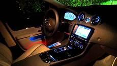 Jaguar Xe Interior Mood Lighting 2015 Jaguar Xjl Portfolio Awd Interior Lighting System