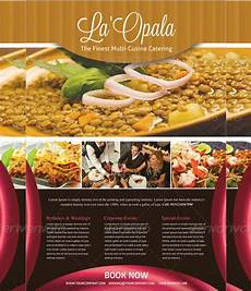Catering Flyer 23 Catering Flyers Psd Ai Vector Eps Free Amp Premium