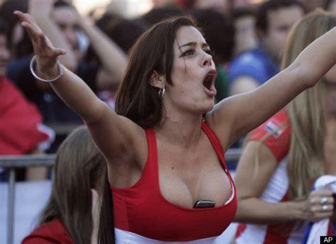Soccer Fans Nude