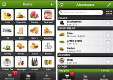 Grocery List Calculator App 5 Free Grocery List Making Apps For Iphone