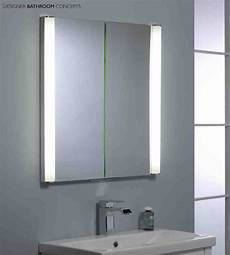 Bathroom Mirror Cabinet With Battery Lights Battery Operated Bathroom Mirror Bathroom Mirrors