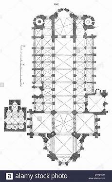 Floor Plan Of Cathedral Mainz Cathedral Floor Plan Stock Photo 68701441 Alamy