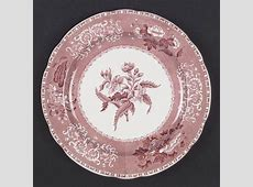 Spode Camilla Red (Earthen,Old,Red Stamp) at Replacements