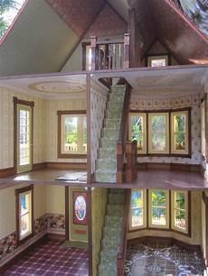 Design A Dolls House Dollhouses By Robin Carey New Gothic Victorian Dollhouse