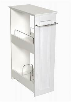 rolling side cabinet laundry room bathroom shelving