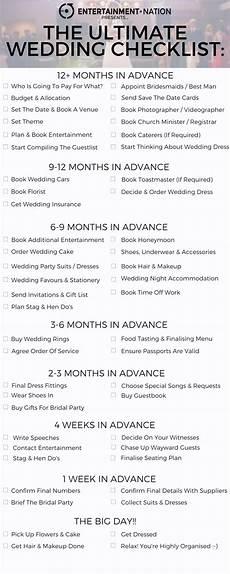 Complete Wedding Checklist The Ultimate Wedding Checklist