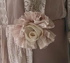 the dressmakers closet shabby chic flower tutorial