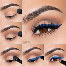 Light Blue Eyeshadow Tutorial 10 Eye Makeup Tutorials For The Summer Time