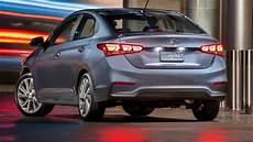 2019 Hyundai Accent 2019 hyundai accent review