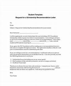 letter of recommendation for nhs student 12 letter of recommendation for student templates pdf