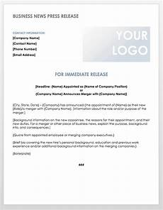 Press Releases Template Free Press Release Templates Smartsheet