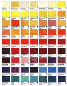 Williamsburg Color Chart Williamsburg Color Chart Pg1