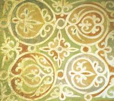 fresco ornament ornament