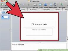 Making Powerpoint Create A Powerpoint Presentation Powerpoint Tutorial