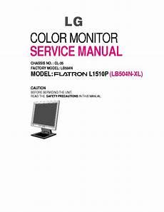 Lg Studioworks 700e Service Manual Free Download