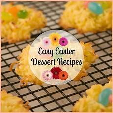 25 easy easter dessert recipes mrfood