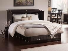 nantucket murphy bed chest espresso ac5940001