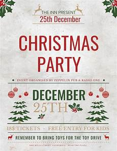 Office Christmas Party Flyer Templates 32 Examples Of Christmas Party Flyers In Publisher Word